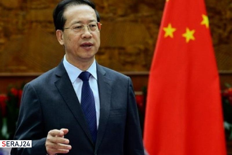 چین گزارش کرونای جامعه اطلاعاتی آمریکا را بی اساس دانست