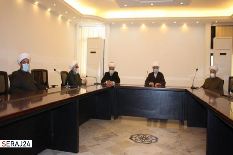 قدردانی گروه علمای مسلمانان لبنان از ایران و سخنان امیرعبداللهیان در اجلاس بغداد