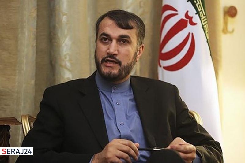 عبداللهیان: در نشست بغداد در جایی ایستادم که جایگاه واقعی کشورمان بود