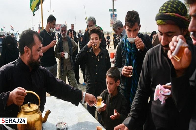 مردم عراق مشتاق حضور ایرانیها در راهپیمایی اربعین هستند