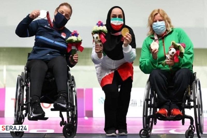 واکنش کاربران به کسب مدال طلا و حرکت جوانمردانه ساره جوانمردی