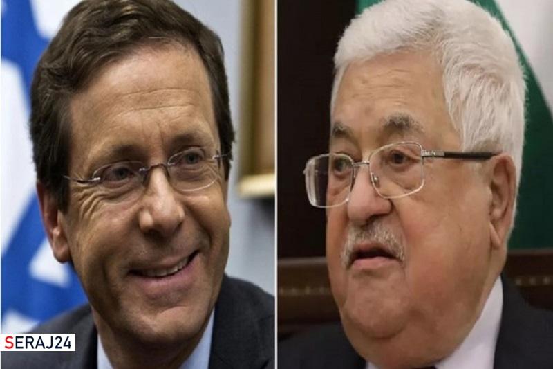 دلسوزی «محمود عباس» برای مرگ تکتیرانداز صهیونیست در مرز غزه