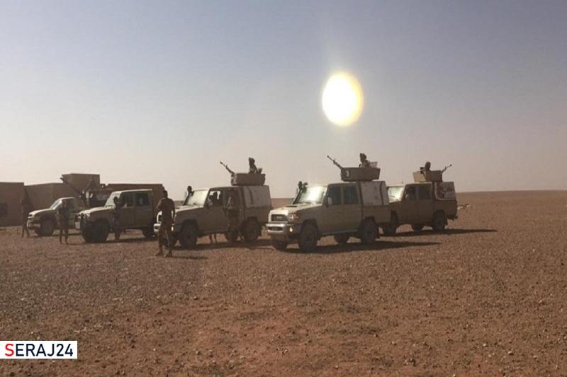 آغاز عملیات امنیتی جدید عراق در مرز با سوریه