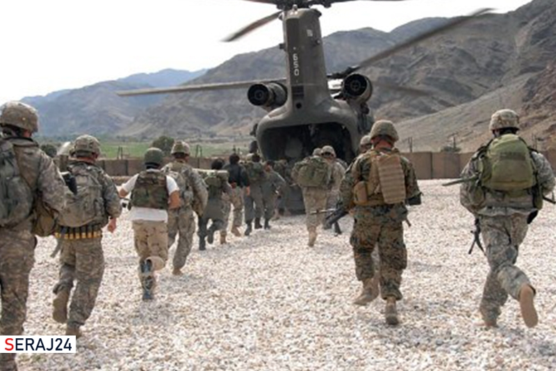 ایالات متحده آمریکا در حال فرار از امارت طالبان در افغانستان/ مهد تمدن زیر پای پابرهنگان بدوی