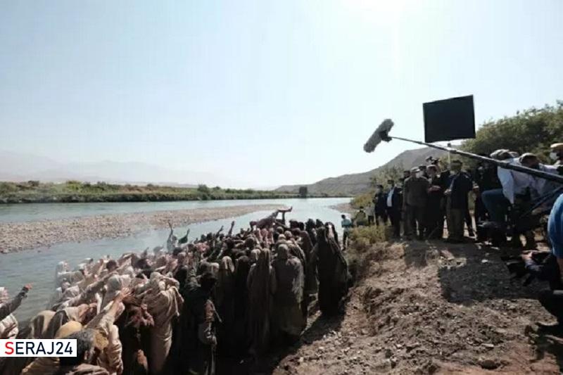 ساخت «سلمان فارسی» در جلفا ادامه دارد