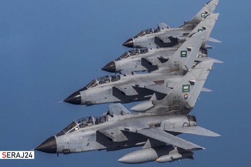 جنگندههای ائتلاف جنایتکار سعودی 39 مرتبه، مأرب را بمباران کردند