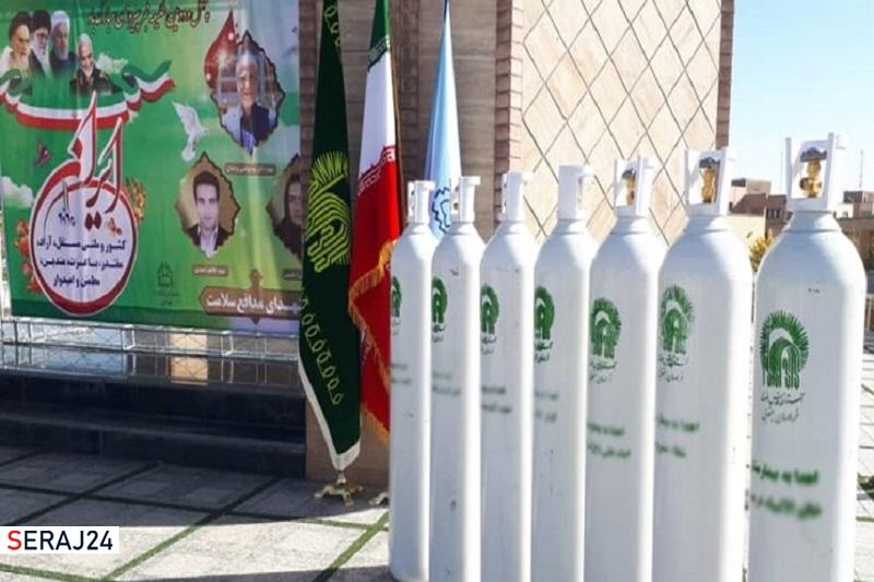 اهدای ۴۰ دستگاه اکسیژنساز توسط زائر غیرایرانی به آستان قدس رضوی