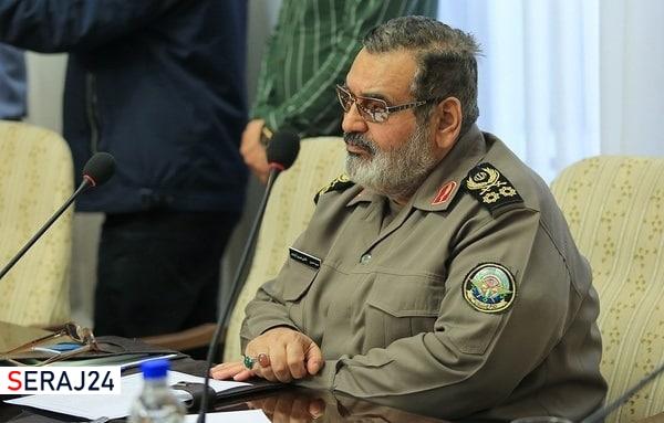 سرلشکر «سید حسن فیروزآبادی» دعوت حق را لبیک گفت