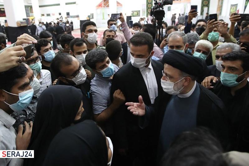 رئیسی: فقر و تبعیض در ایران پسندیده نیست/ تصمیمات کارآمدتر برای رفع مشکلات میگیریم