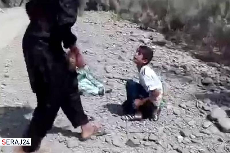 فیلم شکنجه وحشیانه دو کودک مربوط به هرمزگان نیست