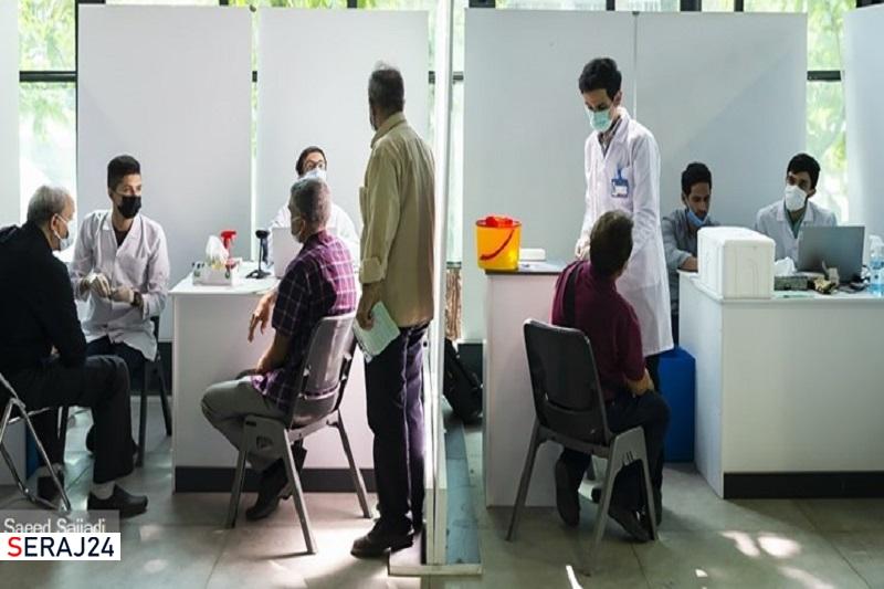 افتتاح مرکز واکسیناسیون شهید اسمعیلی در لانه جاسوسی سابق آمریکا
