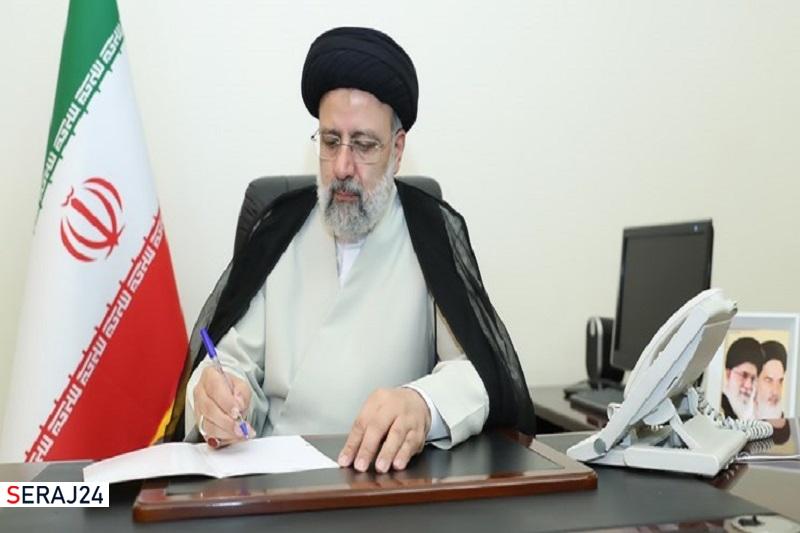 رئیس جمهور درگذشت حاج محمد خجسته را تسلیت گفت