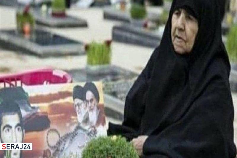 پیام تسلیت نماینده ولی فقیه در لرستان در پی درگذشت مادر شهیدان علیپناه