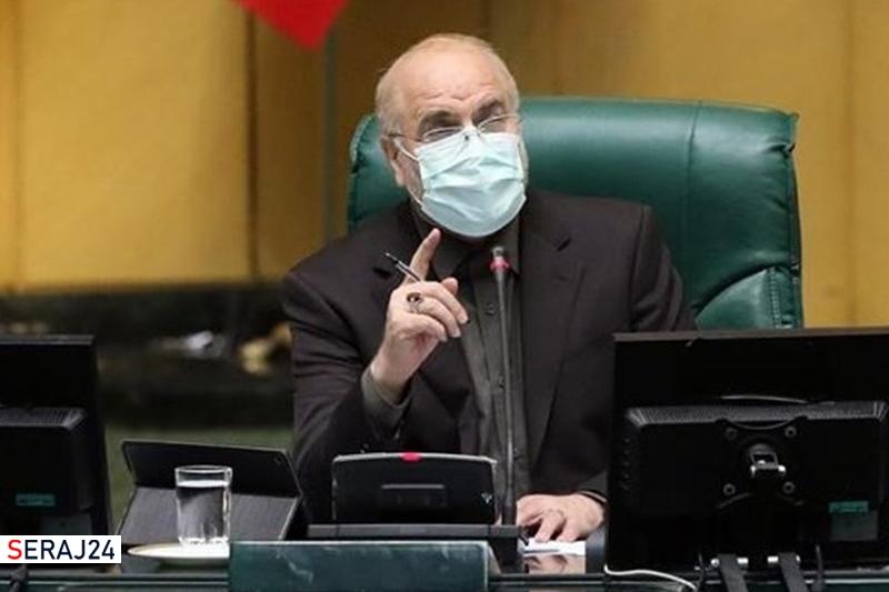 """دستور """"قالیباف"""" به کمیسیون اقتصادی برای پیگیری دپوی کالاهای فاسدشدنی در گمرکات"""