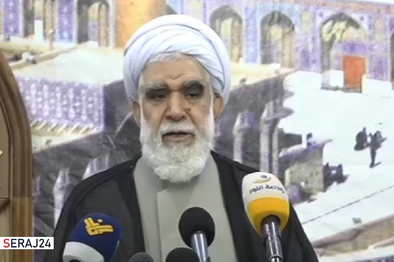 آیتالله اختری: امیدواریم همه طیفهای لبنان با جمهوری اسلامی ایران همکاری کنند
