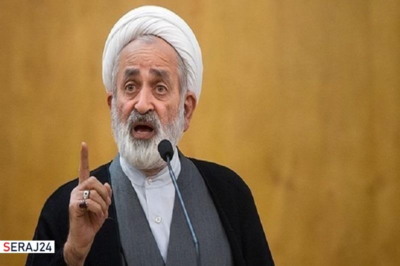 گلستان شهدای اصفهان نمادی از نقض حقوق بشر علیه ملت ایران است