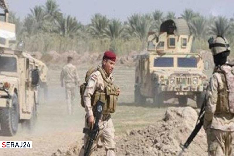 حمله داعش به مقرهای ارتش عراق در دیالی؛ 4 سرباز کشته شدند