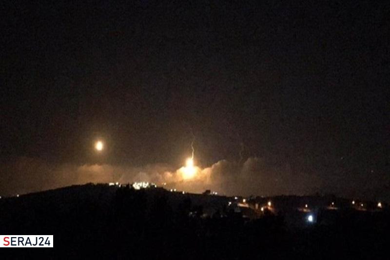ارتش اسرائیل به ظن فرار فردی به لبنان به سمت مرزهای شمالی، منور شلیک کرد