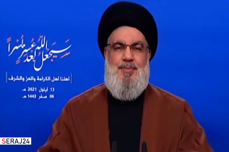 سید حسن نصرالله: از تشکیل کابینه لبنان استقبال میکنیم