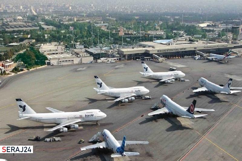قیمت پروازهای اربعین در برخی مسیرها تغییر کرد