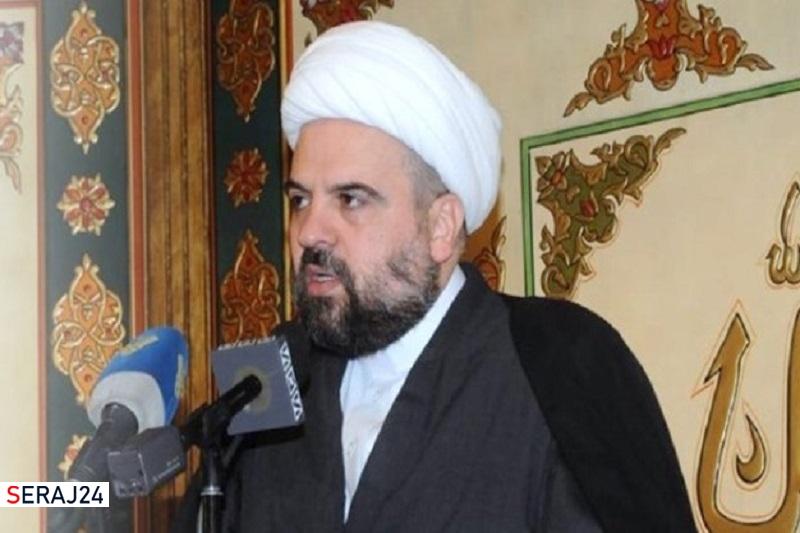 قدردانی مفتی جعفری لبنان از تهران در پی فروش سوخت ایران به لبنان