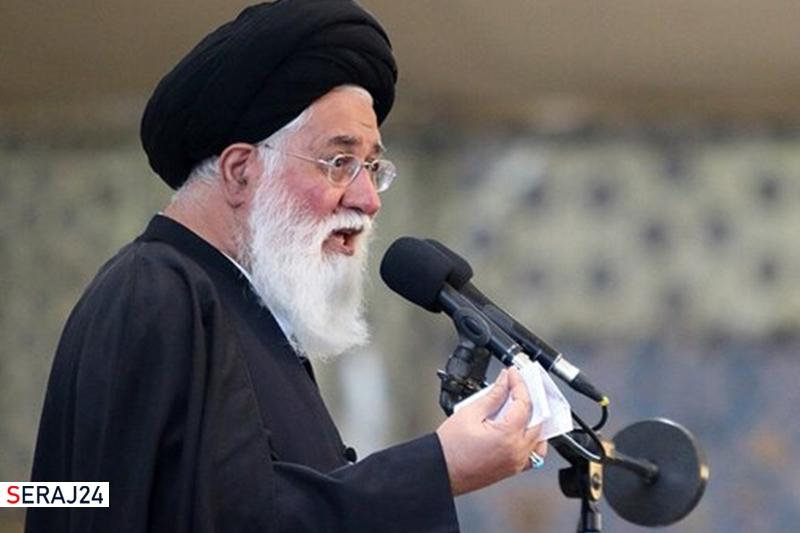 آیتالله علمالهدی از مانور عزت ایران در لبنان تجلیل کرد/حضور رئیس جمهور در اجلاس شانگهای پیامهای بیبدیلی دارد
