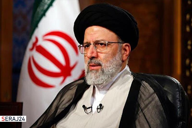 آیت الله رئیسی: راه حل مسائل افغانستان، فقط گفتگو بین افغانهاست