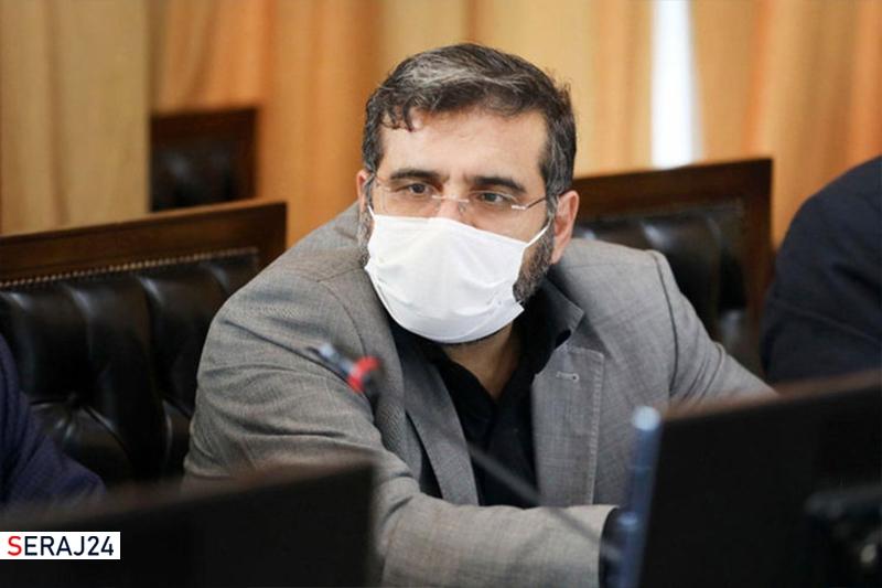 پیام وزیر فرهنگ و ارشاد اسلامی به همایش روز شعر و ادب فارسی و شهریار