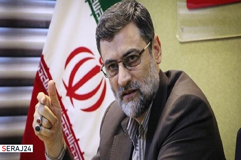 رئیس بنیاد شهید درگذشت پدر3 شهید را تسلیت گفت