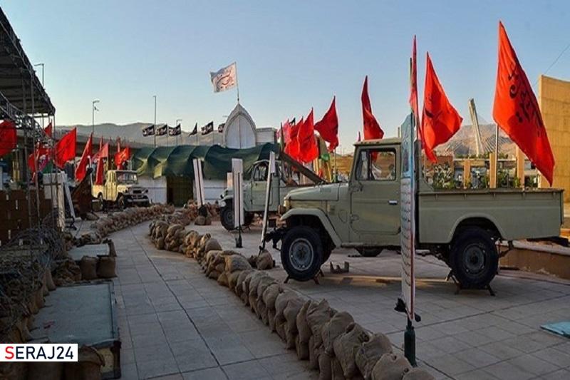 تجلیل خاص سپاه تهران از جانبازان و شهدا در هفته دفاع مقدس