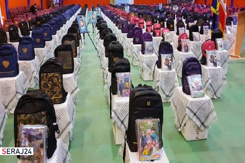 توزیع 24 هزار بسته لوازم التحریر بین دانشآموزان محروم استان اصفهان