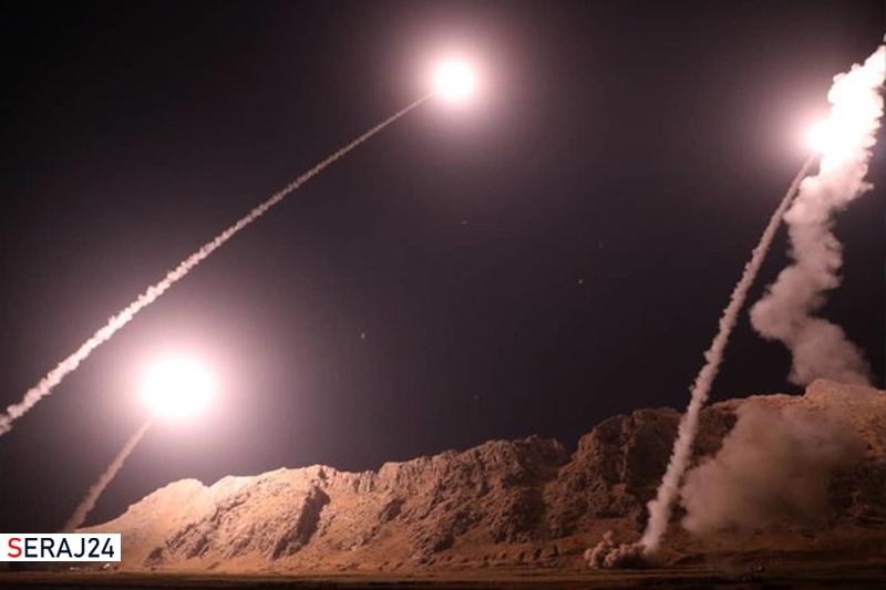پاسخ سخت سپاه به تروریستها در شمال عراق