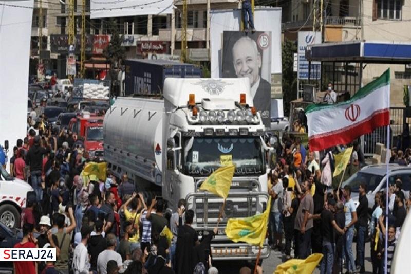 سردبیر الناشر لبنان: محمولههای سوخت ایران دولت آمریکا و عربستان را به چالش کشید