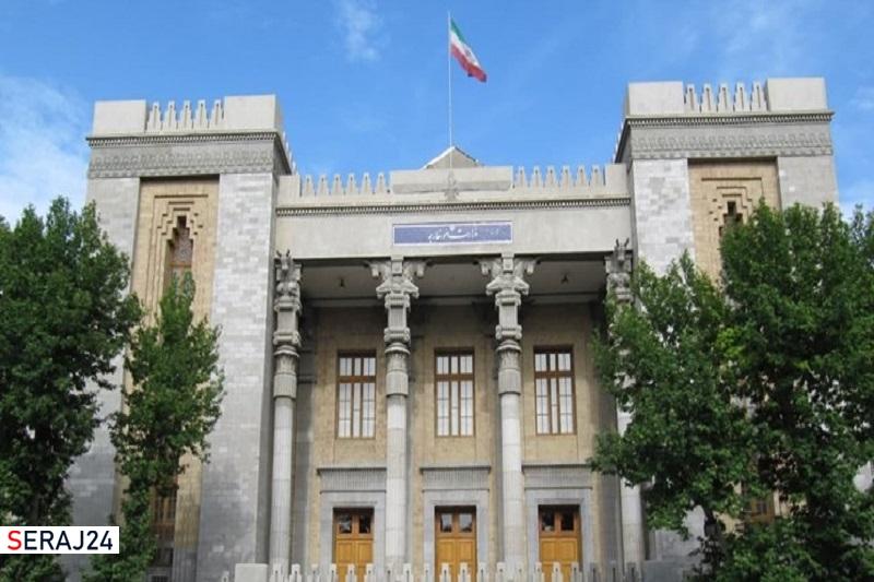 بیانیه وزارت امور خارجه به مناسبت هفته دفاع مقدس