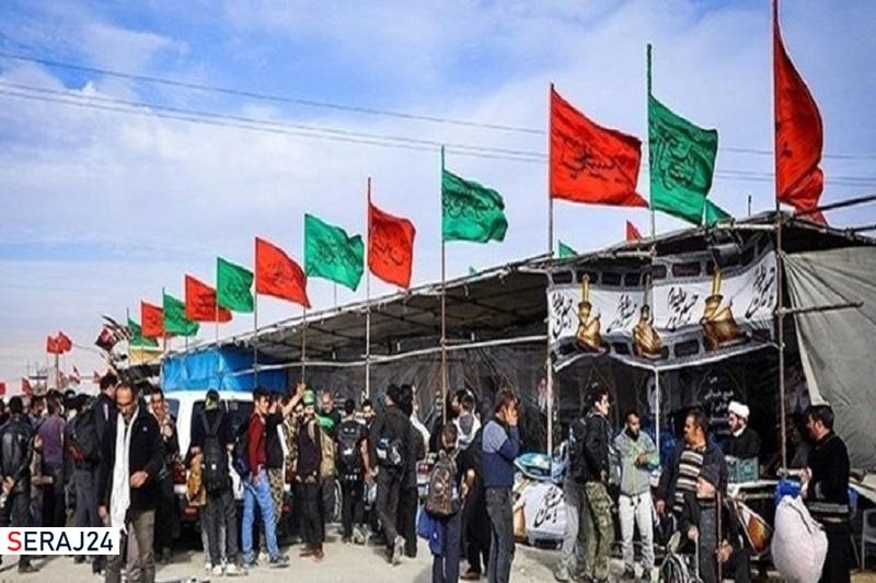 موکبهای خوزستان خواستار تسهیل شرایط زیارت اربعین شدند