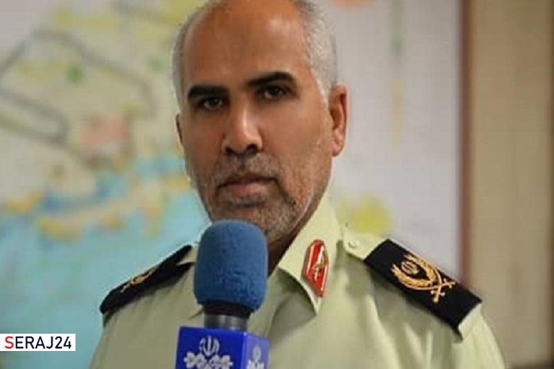 عاملان تیراندازی در بیمارستان شهید محمدی دستگیر شدند