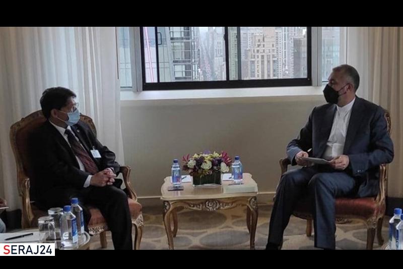 آمادگی ایران برای همکاری بیشتر با نیکاراگوئه