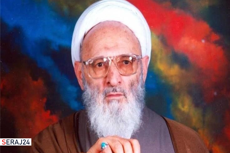 پیکر علامه حسنزاده آملی در زادگاهش روستای ایرا بهخاک سپرده میشود
