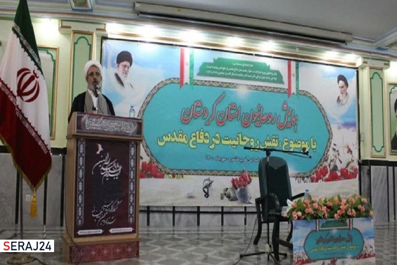 روحانیون کردستان نقش مهمی در پیشبرد اهداف انقلاب ایفا کردهاند