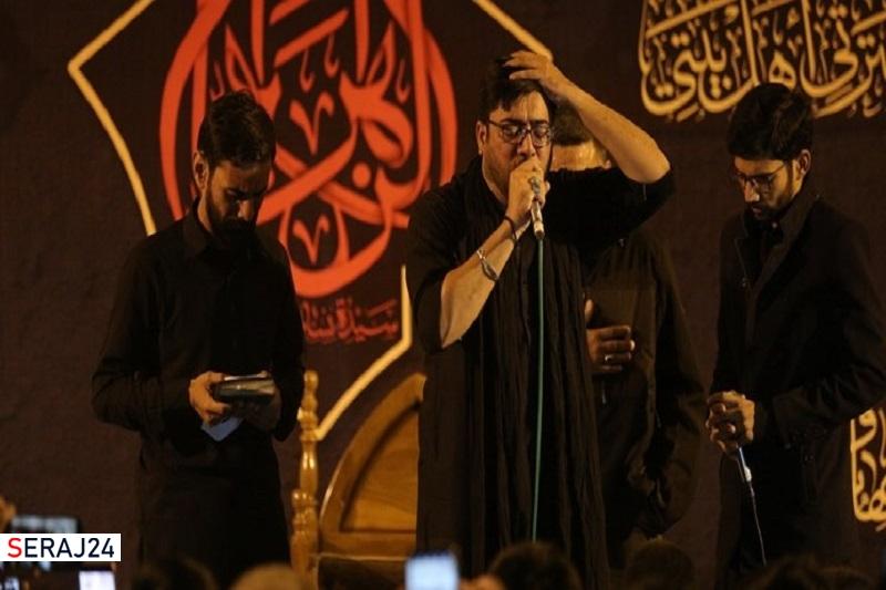 برگزاری مراسم عزاداری اربعین به زبانهای عربی و اردو