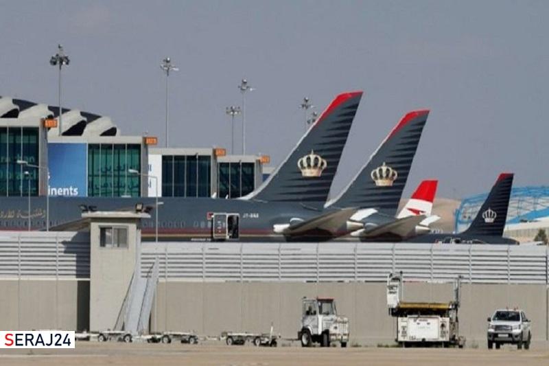 پس از توقف 10 ساله؛ اردن پروازهای خود به سوریه را از سر میگیرد