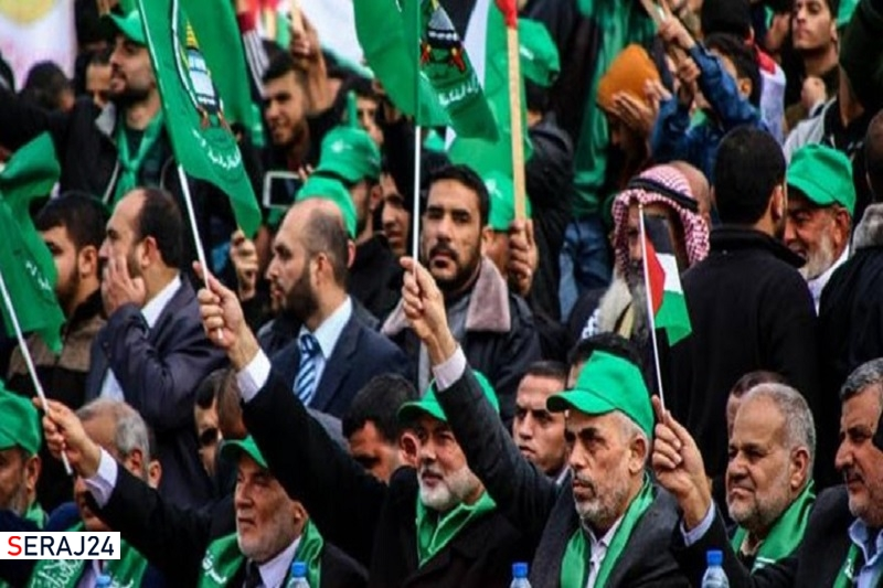 حماس: انتفاضه الاقصی نشانگر کارآمدی مقاومت برای آزادسازی فلسطین است