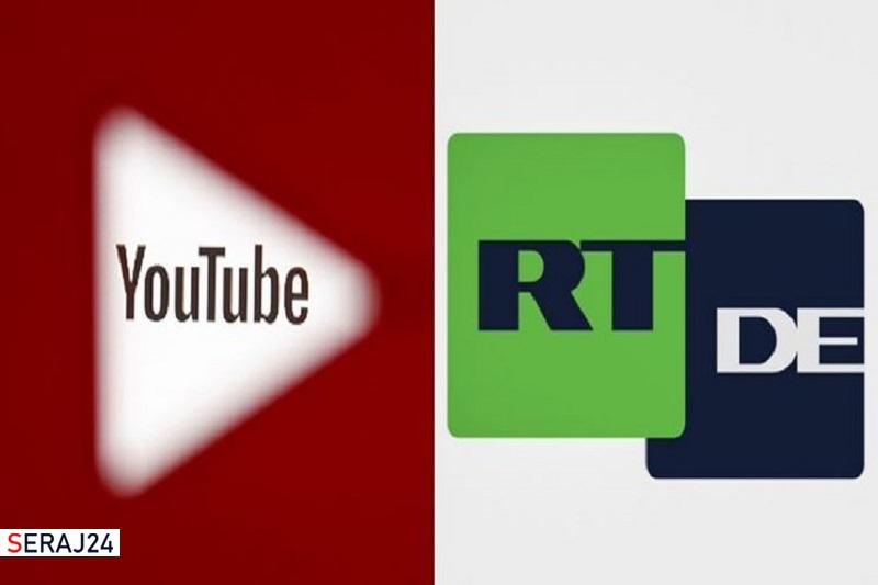 تهدید روسیه به فیلتر یوتیوب