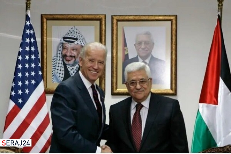 امتناع «جو بایدن» از دیدار با «محمود عباس» در نیویورک
