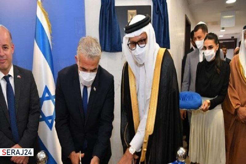 سفارت رژیم صهیونیستی در بحرین افتتاح شد