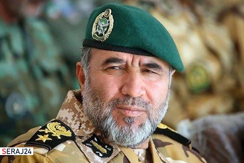 امیر حیدری: رزمایش پیامی برای داعش و صهیونیسم دارد/از ۲ سلاح ضدزره در رزمایش نیروی زمینی ارتش رونمایی شد