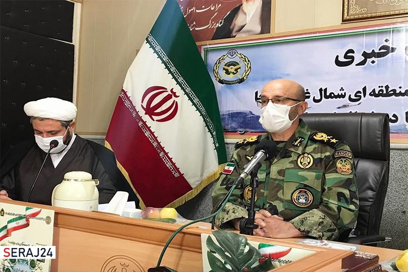 تمامی تحرکات رژیم صهیونیستی در منطقه زیرنظر است