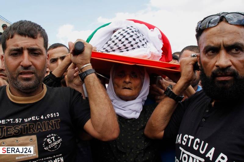 مادر شهید فلسطینی از درسهای قرآن برای صبر و آزادگی میگوید