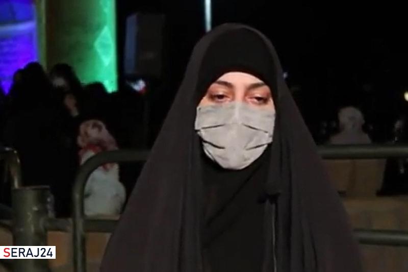 ویدئو/ نمایش مجازی سقا در شهرکرد برپا شد