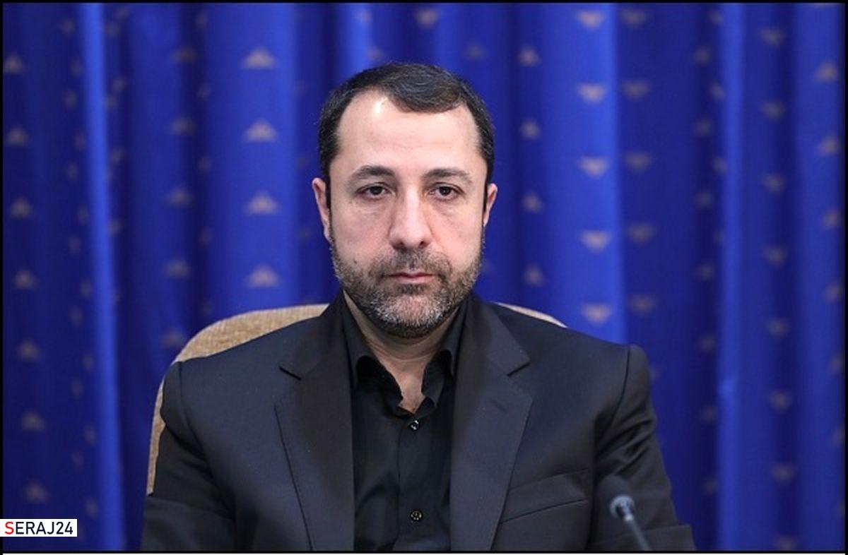 علی صالح آبادی رئیس کل بانک مرکزی شد
